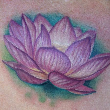 Tattoos - Lotus - 97960