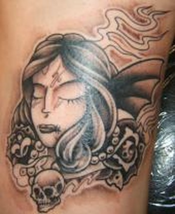 christ tattoo. Email Andy Christ 383 Tattoo