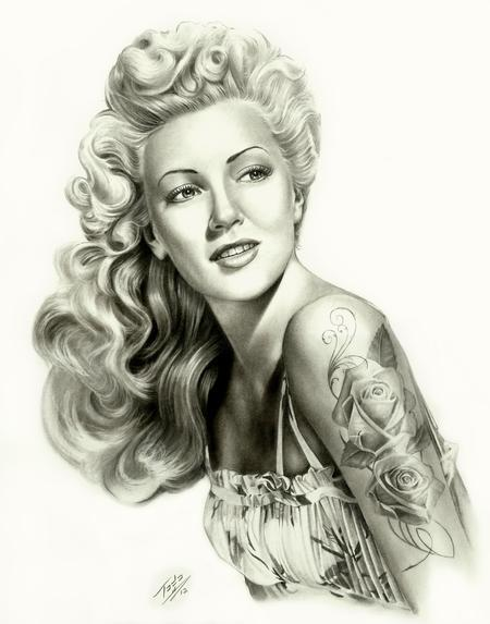 Tattoos - 21st Century Jane - 62133