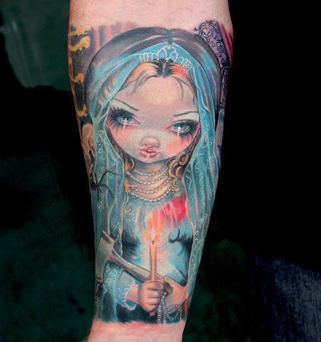 Tattoos - Haunted Mansion - 92159