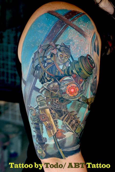Tattoos - BioSHOCK - 57698