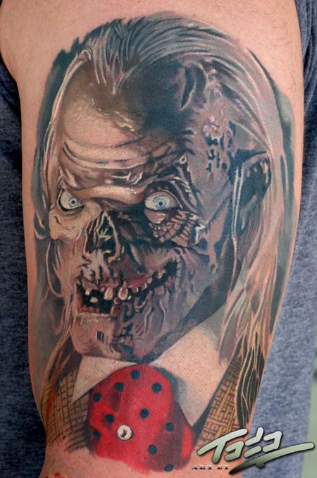Tattoos - Crypt Keeper - 68657