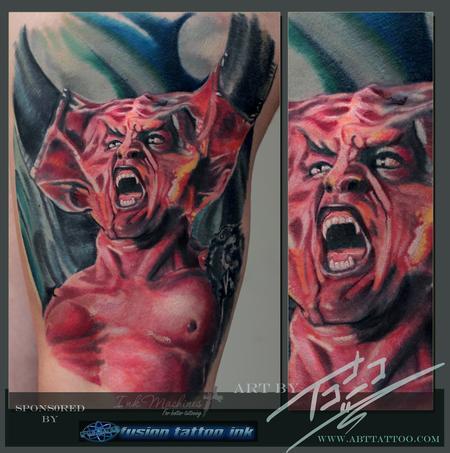 Tattoos - Darkness - 77961