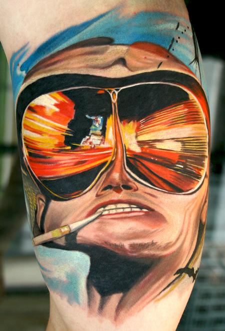 Tattoos - Fear and Loathing in Las Vegas - 63511