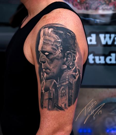 Tattoos - Frankenstein - 131739
