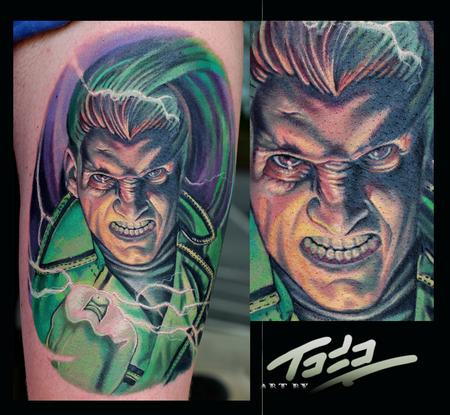 Tattoos - Green Lantern - 75682