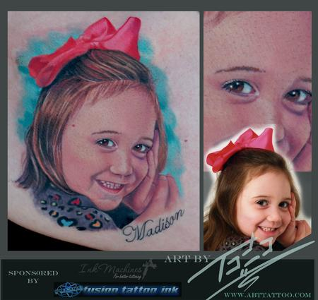 Tattoos - Portrait of Madison - 76201