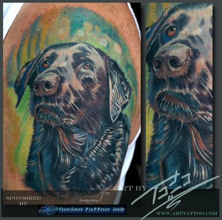 Tattoos - Rusty's best friend - 76028