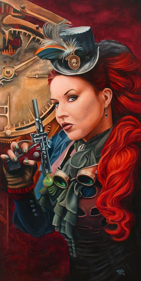 Tattoos - Scarlet - 70142