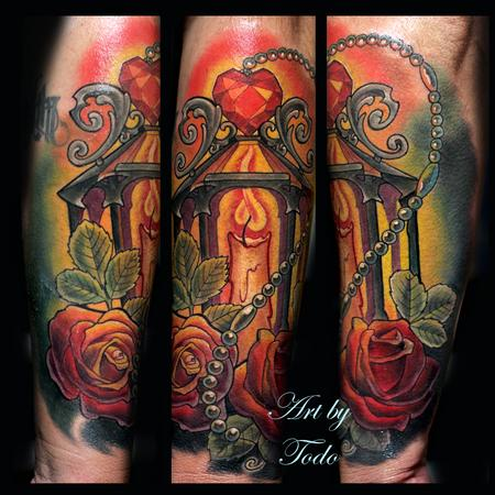 Ruby Tattoo Design Thumbnail