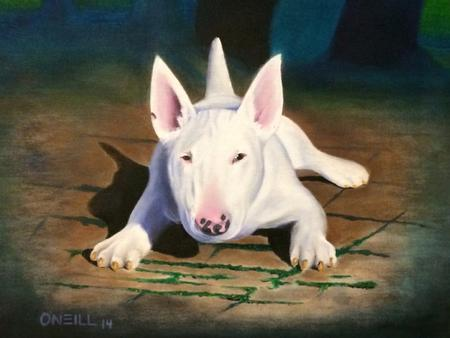 Tattoos - Bull Terrier - 106348