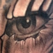 Tattoos - Freehand Skull and Eyeball - 89411