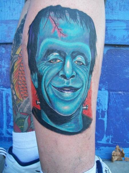 Adam Christopher France - Herman Munster
