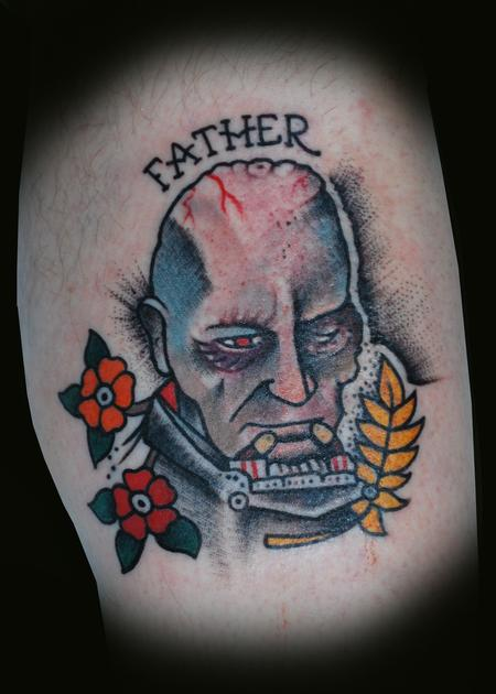 Tattoos - Luke...I am your father - 60888