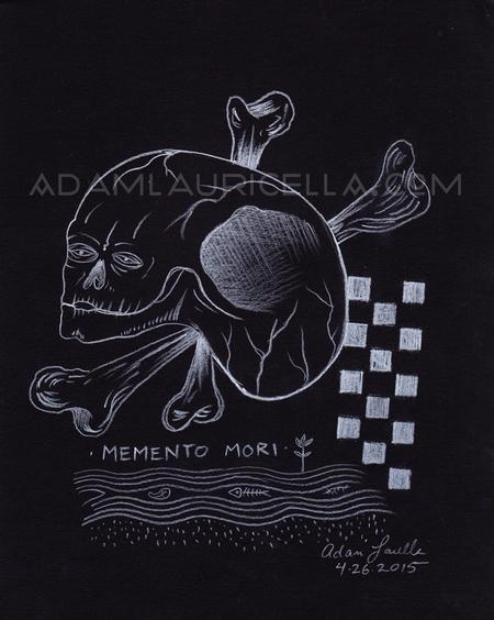 Tattoos - Memento Mori - 102246