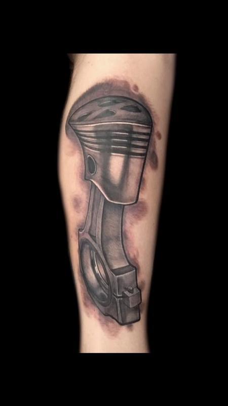 Tattoos - Piston - 129282