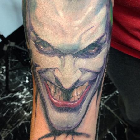 Tattoos - Joker - 114915