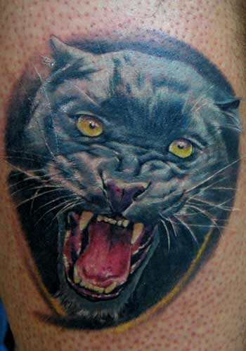 Tattoos - Panther by Alex De Pase - 29179