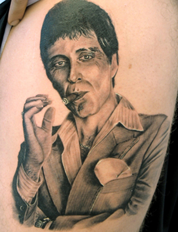 Tattoos - Al Pacino - 21702