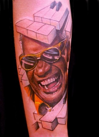 Tattoos - Ray Charles - 35909