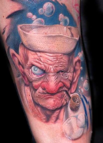 Tattoos - Sailor Tattoo - 50605