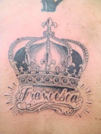 Alex Nardini - crown for Francesca