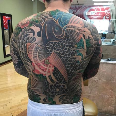 Tattoos - Backpiece - 128597