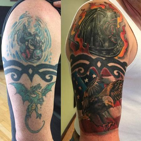 Chad Pelland - Cover up magic