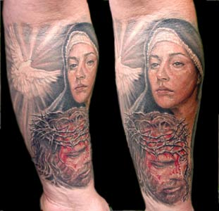 Tattoos - The Passion - 14858