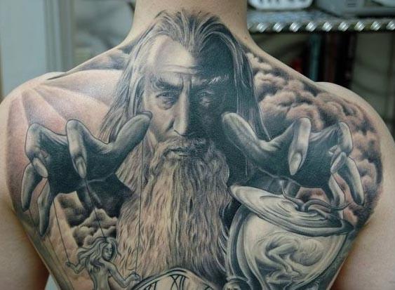 Wizard Tattoos