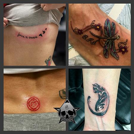 Tattoos - Cool Small Pieces - 116854