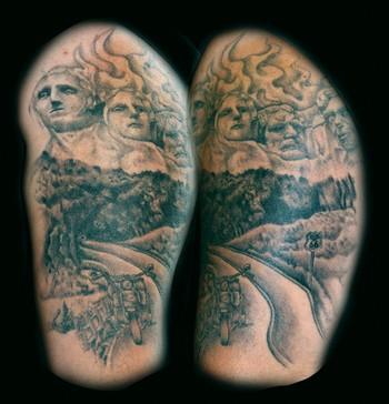 Tattoos - Rush - 47011