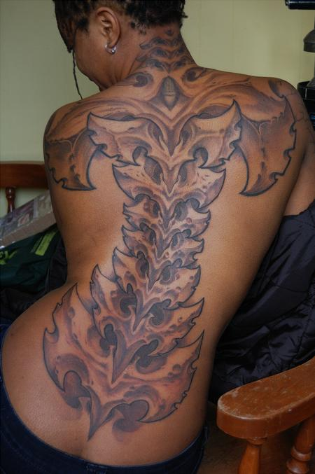 Tattoos - Bio-Spine - 74164