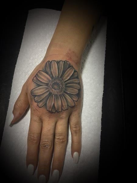 Tattoos - Daisy  - 132998