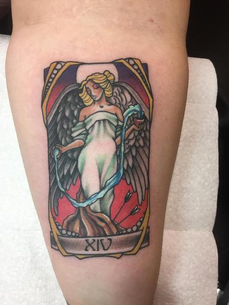 Tattoos - Tarot card - 133004