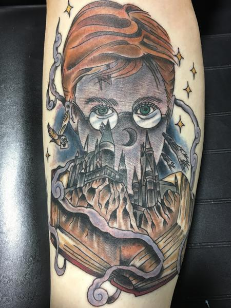 Tattoos - Fun Harry Potter mashup  - 130852