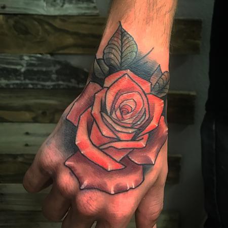 Rose Hand Design Thumbnail