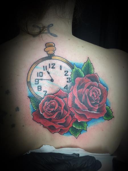 Tattoos - Rose - 127380