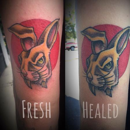 Tattoos - Healed pic - 130542