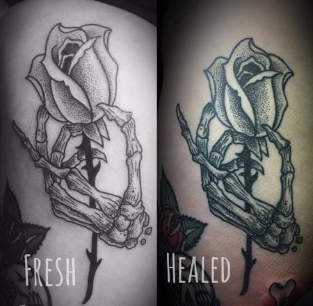 Tattoos - Healed pic - 130541