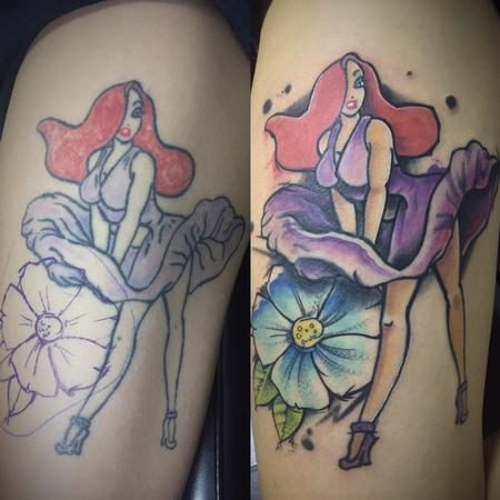 Tattoos - Jessica Rabbit - 127392
