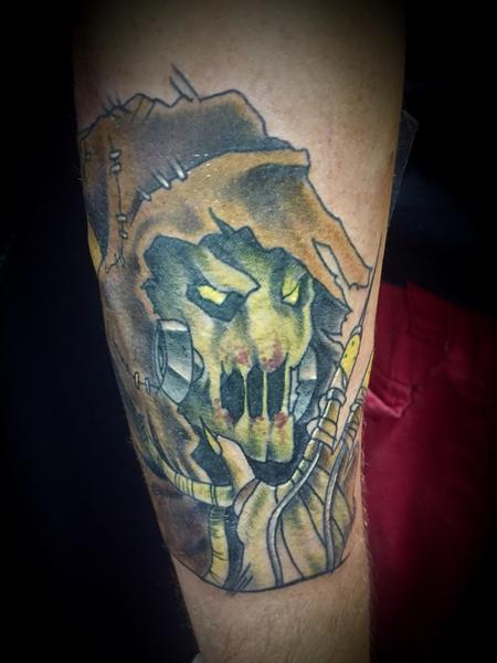 Tattoos - Scarecrow - 127550