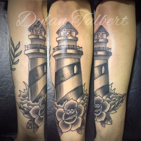 Tattoos - Lighthouse - 127751