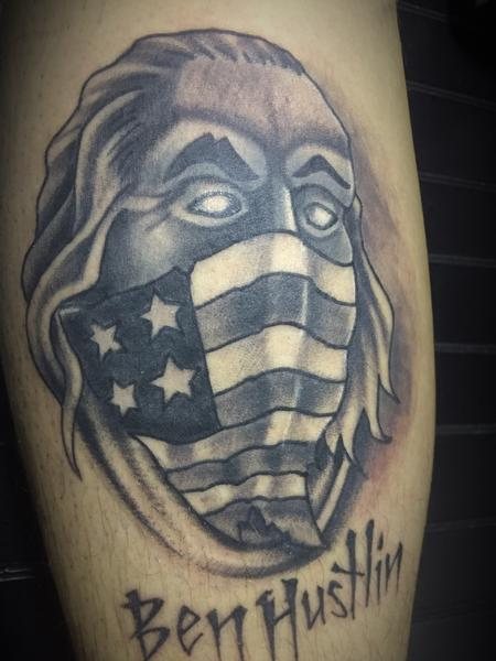 Tattoos - Ben Franklin - 127939