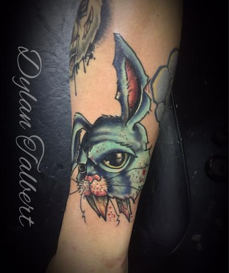 Tattoos - Dead Rabbit - 128568