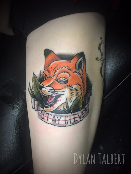 Tattoos - Fox - 129094