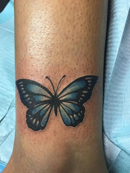 Tattoos - Butterfly - 127387