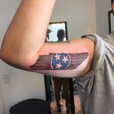 Tattoos - Tennessee - 123027