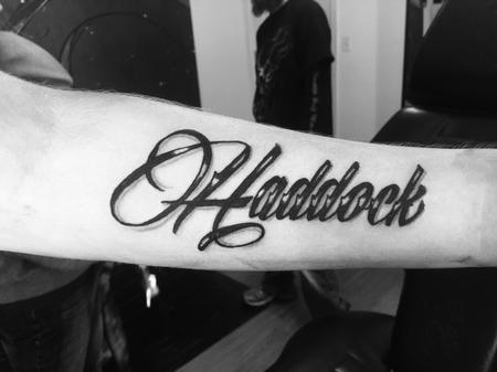 Tattoos - Name - 123358