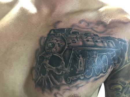 Tattoos - Crazytrain - 109196
